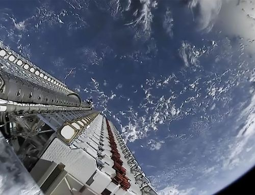 Internet from Space!??