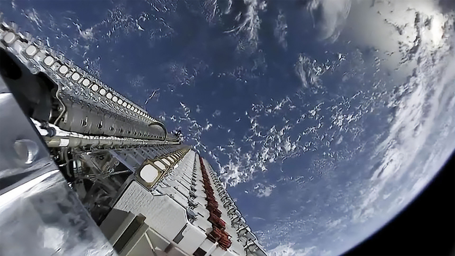 Starlink in Space